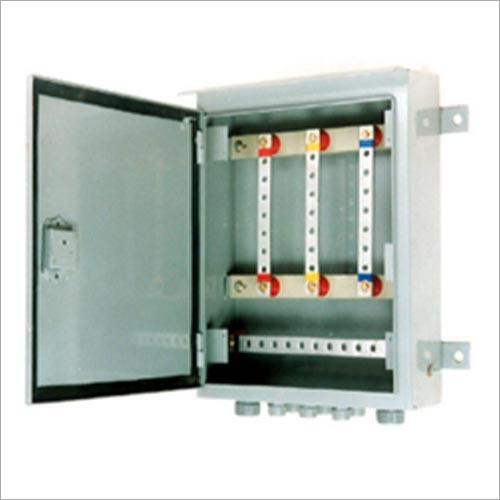 Metal Enclosure and Control Panel