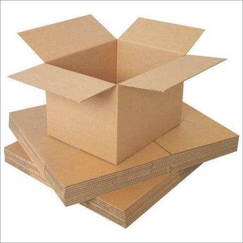 Corrugated Plain Duplex Boxes