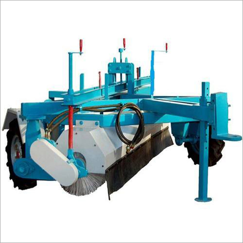 Mechanical Broom Sweeper