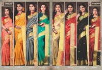 Shantipuri Handloom Party Wear Silk Sarees