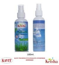 Natural Mosquito Repellent Liquid