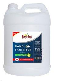 5 Liter Sanitizer Liquid