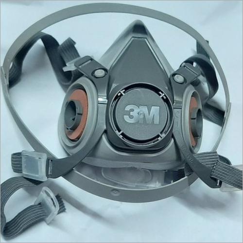 3m 6200 Half Gas Face Mask