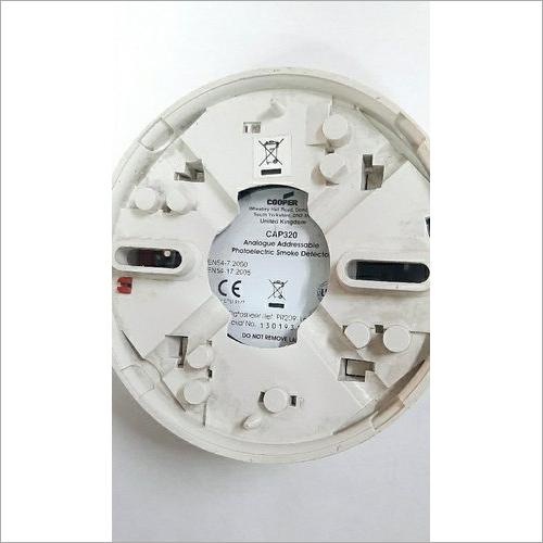 COOPER Addressable Photoelectric Smock Detector