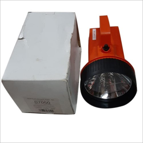 6v Rechargeable Torch