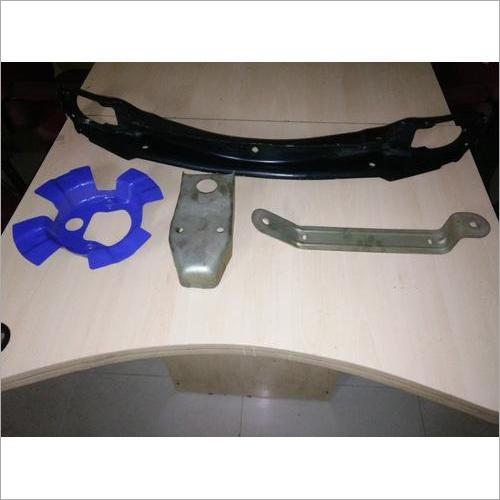 Mild Steel Heavy Sheet Metal Assembly