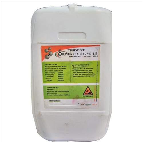 Sulphuric Acid L R