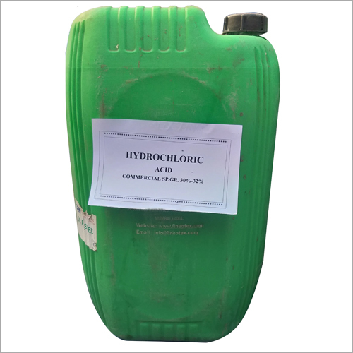 Liquid HCL Acid