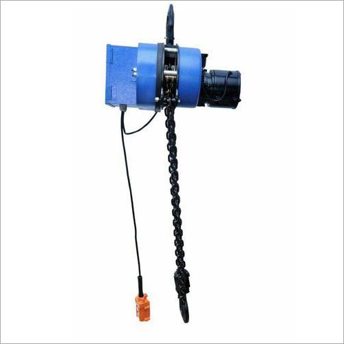 Electric hoist manufacturer in India