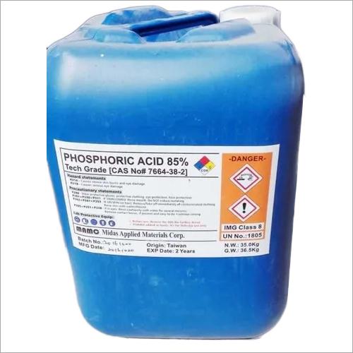 85 % Phosphoric Acid