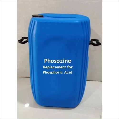 Phosozine Replacement For Phosphoric Acid