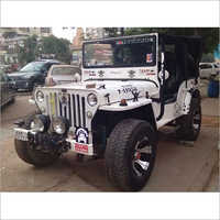 Jeep On Rent Services