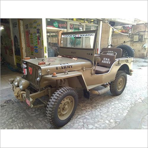 Jeep Rent Services