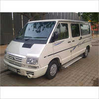 Tempo Travellers On Rent Services