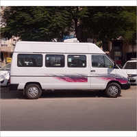 Best Tempo Travellers Rent Services
