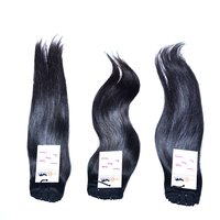 High Quality Natural Raw Virgin Unprocessed Mink Brazilian Straight Hair Extension