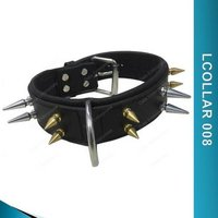 Leather Dog Collar - LCOLLAR008