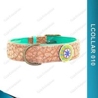 Leather Dog Collar - LCOLLAR010