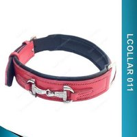Leather Dog Collar - LCOLLAR011