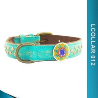 Leather Dog Collar - LCOLLAR012