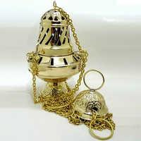 Brass Chain Censer