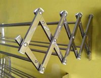 Ss Wall Mounting Bush And Bull Space Saving Unit Hangers Kallapatty