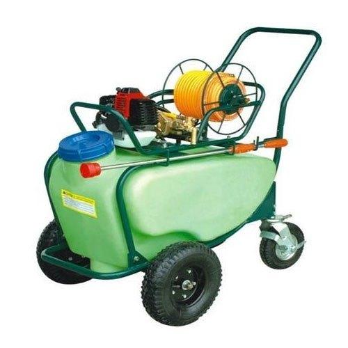 Agriculture Trolley Power Sprayer Gx35 4 Stroke