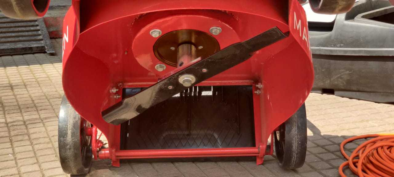 Gafe Lme 18 Max, 18 Inch Blade, 2 Hp Electric, 1 Ph Heavy Duty Lawn Mower