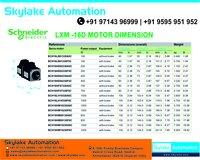 Lexium 16 Servo Motor BCH16HM10230A6C - 1000 Watt