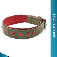 Leather Dog Collar - LCOLLAR015