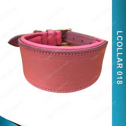 Leather Dog Collar - LCOLLAR018