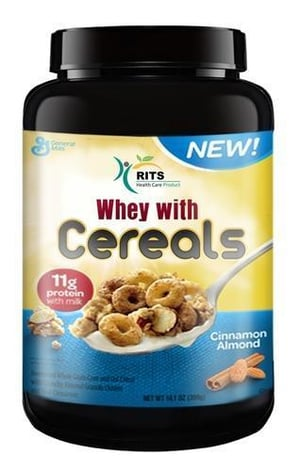 Whey With Cereals