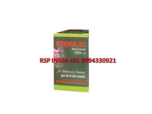 Stevia-33 Herbal Capsules
