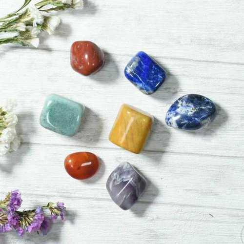 Chakra Tumbled Stone