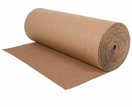 Kraft Paper Corrugated Sheets And Rolls
