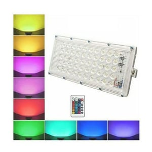 50w RGB Brick Led Light