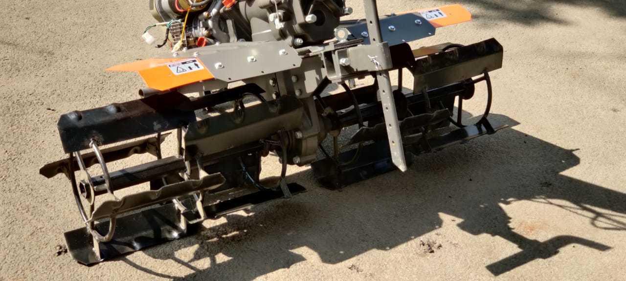 Gafe Paddy Wheel Set 23 / 32 Mm, For Power Weeder