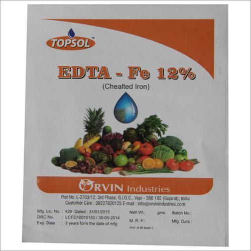 EDTA FE- 12%