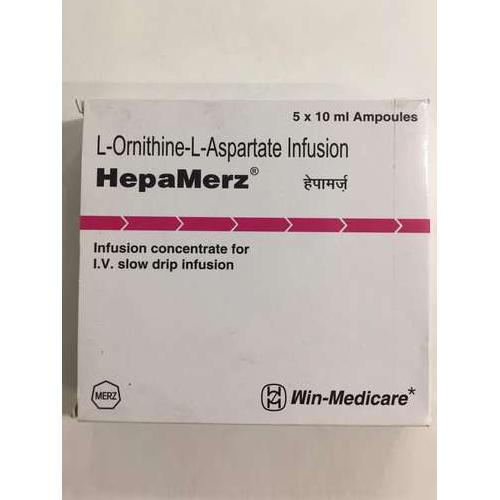 Hepamerz Infusion