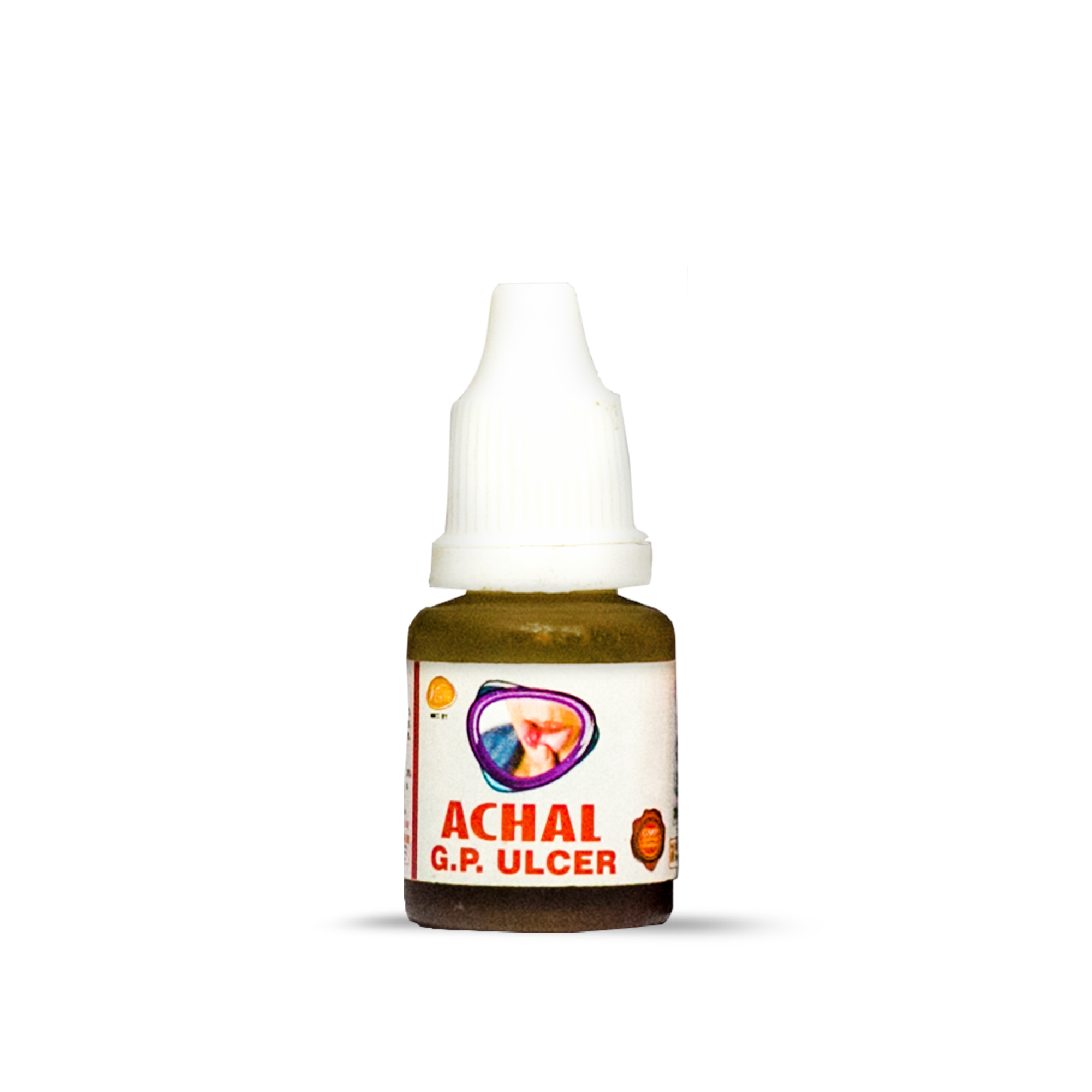 Achal Mouth Ulcer Relief Drops