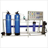 500 LPH Industrial Grade Reverse Osmosis (RO) Plant