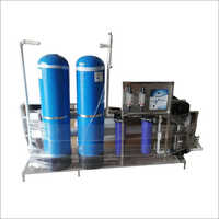 1000 LPH Industrial Grade Reverse Osmosis (RO) Plant