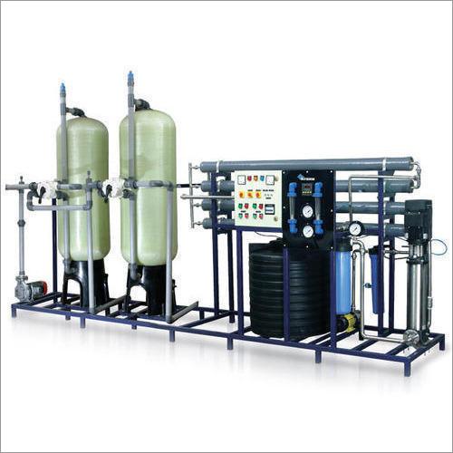 2000 LPH Industrial Grade Reverse Osmosis (RO) Plant