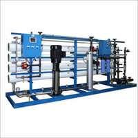 10000 LPH Industrial Grade Reverse Osmosis (RO) Plant