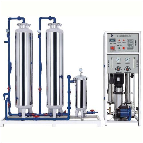 250 LPH Industrial Grade Water Demineralised (D. M) Plant