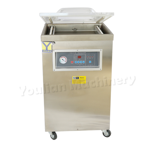 DZ-500 Automatic Electric Vacuum Coffee Powder Bag Sealing Packaging Packing Machine for Food