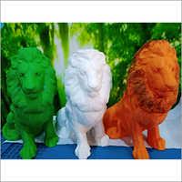 3D Printed Attractive Lion Set