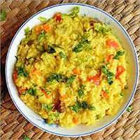 Butter Khichdi