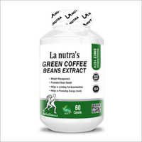 Green Coffee Beans Extract Capsules