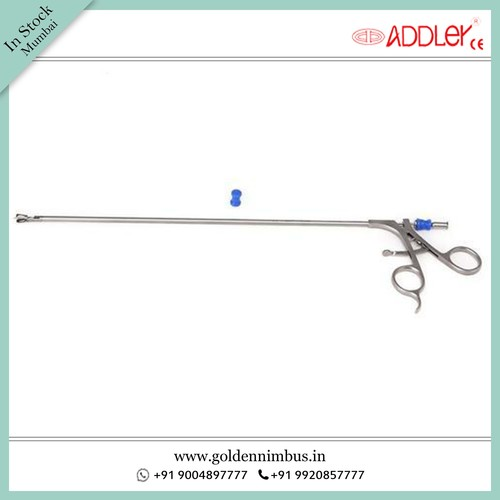 Addler 5 Mm Endoscopy Cholangiographic Forceps